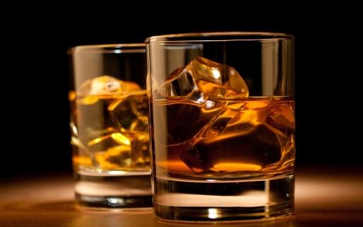 Whisky rocks, whisky rocks, whisky rocks! Ohio-hio-hio